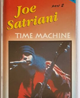 JOE SATRIANI THE MACHINE part 2 audio cassette