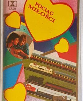 POCIĄG MIŁOŚCI MARYNA, MAŁA DAMA..audio cassette