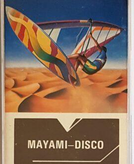 MAYAMI - DISCO SOUL II SOUL, MYSTERIOUS ART...audio cassette