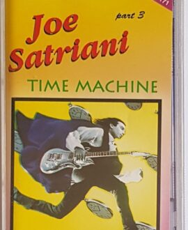 JOE SATRIANI THE MACHINE part 3 audio cassette