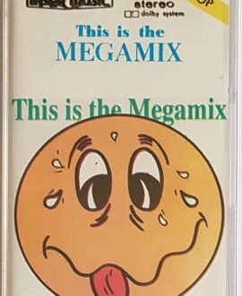 THIS IS MEGAMIX MEGAMIX audio cassette