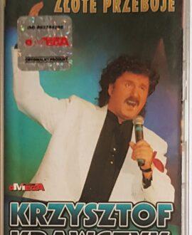 KRZYSZTOF KRAWCZYK ZŁOTE PRZEBOJE audio cassette