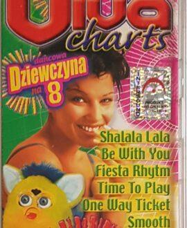 VIVA CHARTS VENGABOYS, LUNA audio cassette