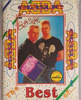 ABBA, ERASURE THE BEST OF 2x audio cassette