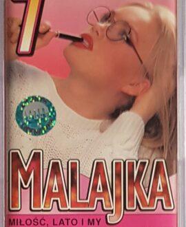 MALAJKA 7 MIŁOŚĆ, LATO I MY audio cassette