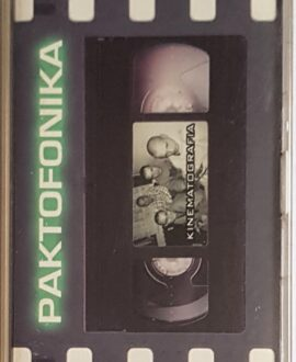 PAKTOFONIKA KINEMATOGRAFIA audio cassette
