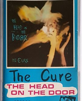 THE CURE THE HEAD ON THE DOOR audio cassette
