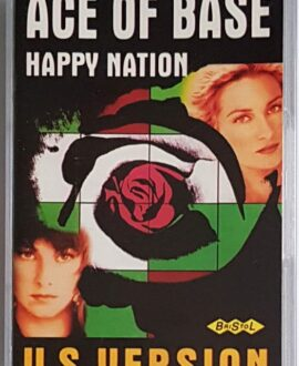 ACE OF BASE HAPPY NATION U.S.VERSION audio cassette