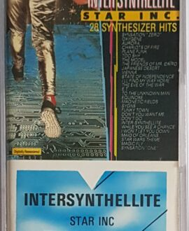 INTER SYNTHELLITE STAR INC audio cassette