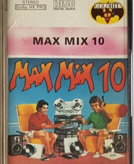 MAX MIX 10 TECHNOTRONIC, OLIMPIA audio cassette