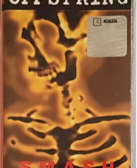 THE OFFSPRING SMASH audio cassette