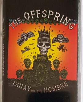 THE OFFSPRING IXNAY ON THE HOMBRE audio cassette