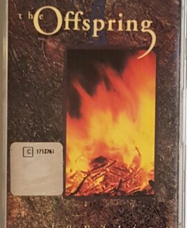 THE OFFSPRING IGNITION audio cassette