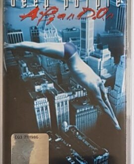 DEEP PURPLE ABANDON audio cassette