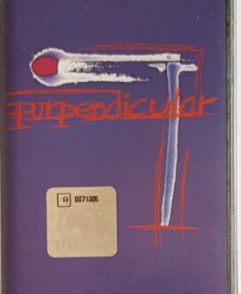 DEEP PURPLE PURPENDICULAR audio cassette