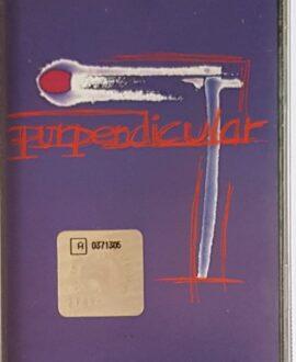 DEEP PURPLE PURPENDICULAR audio cassette