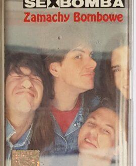 SEXBOMBA ZAMACHY BOMBOWE audio cassette