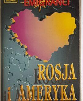 EMIGRANCI ROSJA I AMERYKA audio cassette