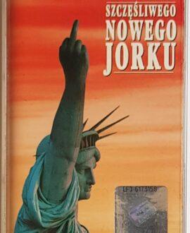SZCZĘŚLIWEGO NOWEGO JORKU SOUNDTRACK audio cassette