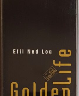 GOLDEN LIFE EFILL NED LOG audio cassette