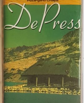 DE PRESS POTARGANO CHAŁPA audio cassette