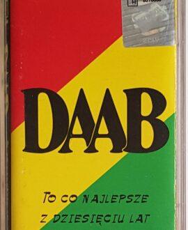 DAAB TO CO NAJLEPSZE Z 10 LAT (83-93) audio cassette