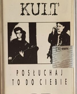 KULT TO DO CIEBIE audio cassette