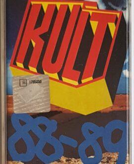 KULT 88-89 audio cassette