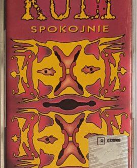 KULT SPOKOJNIE audio cassette