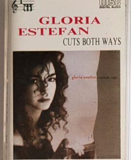 GLORIA ESTAFAN CUTS BOTH WAYS audio cassette