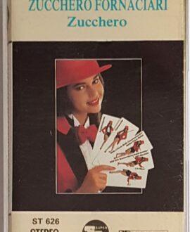 ZUCHHERO FORNACIARI ZUCCHERO audio cassette