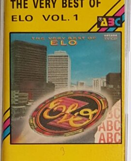 ELO THE VERY BEST OF vol.1 audio cassette