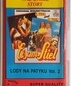 LODY NA PATYKU/EIS AM STIEL vol.2 SOUNDTRACK audio cassette