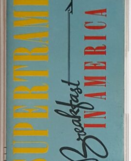 SUPERTRAMP BREAKFAST IN AMERICA AMIGA audio cassette