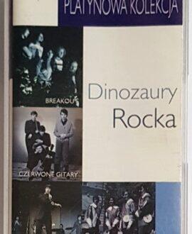 DINOZAURY ROCKA BREAKOUT, CZESŁAW NIEMEN audio cassette