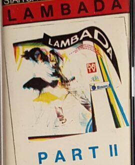LAMBADA LAMBADA audio cassette
