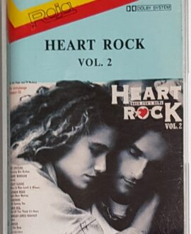 HEART ROCK vol.2 GENESIS, NAZARETH.. audio cassette