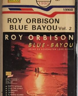 ROY ORBISON BLUE BAYOU vol.2 audio cassette