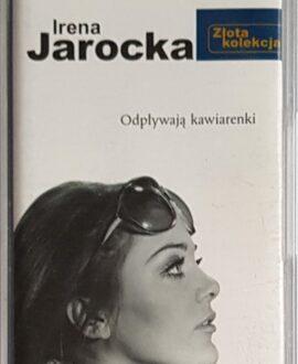 IRENA JAROCKA ODPŁYWAJĄ KAWIARENKI audio cassette