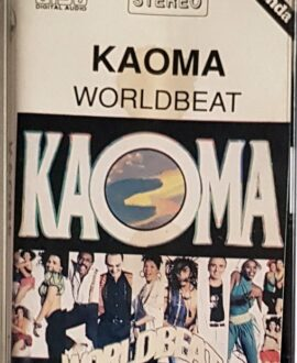 KAOMA WORLDBEAT audio cassette