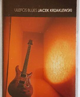 JACEK KRZAKLEWSKI ULEFOS BLUES audio cassette
