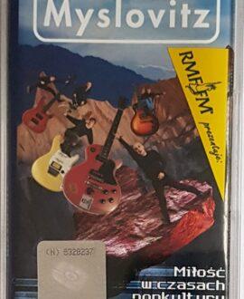 MYSLOVITZ  MIŁOŚĆ W CZASACH POPKULTURY audio cassette
