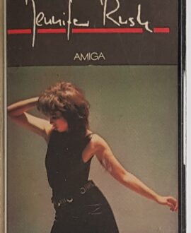 JENNIFER RUSH JENNIFER RUSH audio cassette