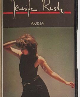 JENNIFER RUSH JENNIFER RUSH audio cassette