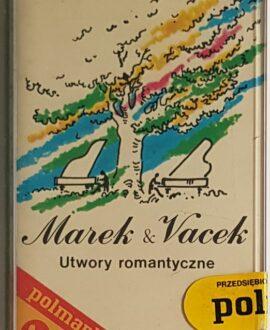 MAREK & WACEK UTWORY ROMANTYCZNE audio cassette