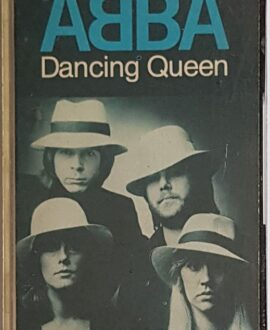 ABBA DANCING QUEEN audio cassette