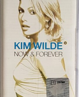 KIM WILDE NOW & FOREVER audio cassette