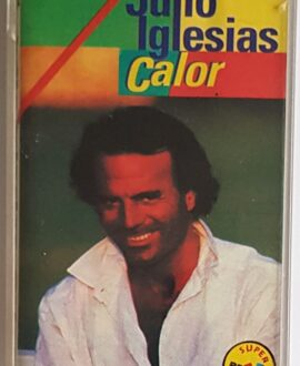 JULIO IGLESIAS CALOR audio cassette
