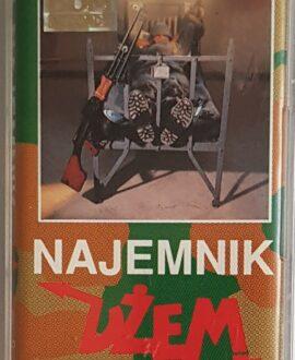 DŻEM  NAJEMNIK audio cassette