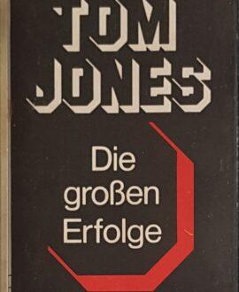 TOM JONES DIE GROSSEN ERFOLGE audio cassette